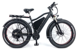 electric bikes for hunting - by Hardcore eCycles