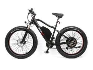 electric bikes for hunting by Hardcore eCycles - most powerful longest lasting ebike