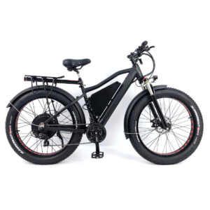 electric bike for hunting