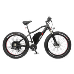hardcore ecycle electric bike - right side view